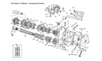 Transmission Section (Formula Mazda, Common with MK Series)